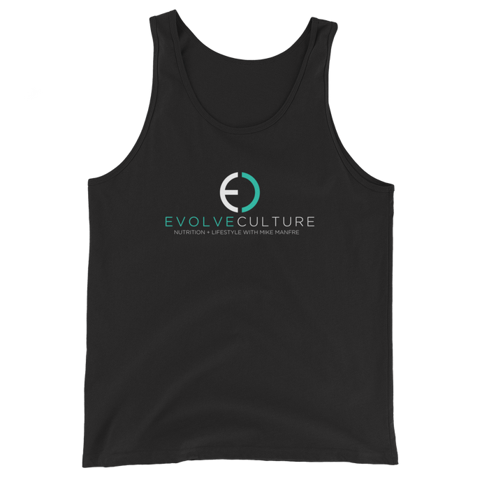 Evolve Simple Men's Tank
