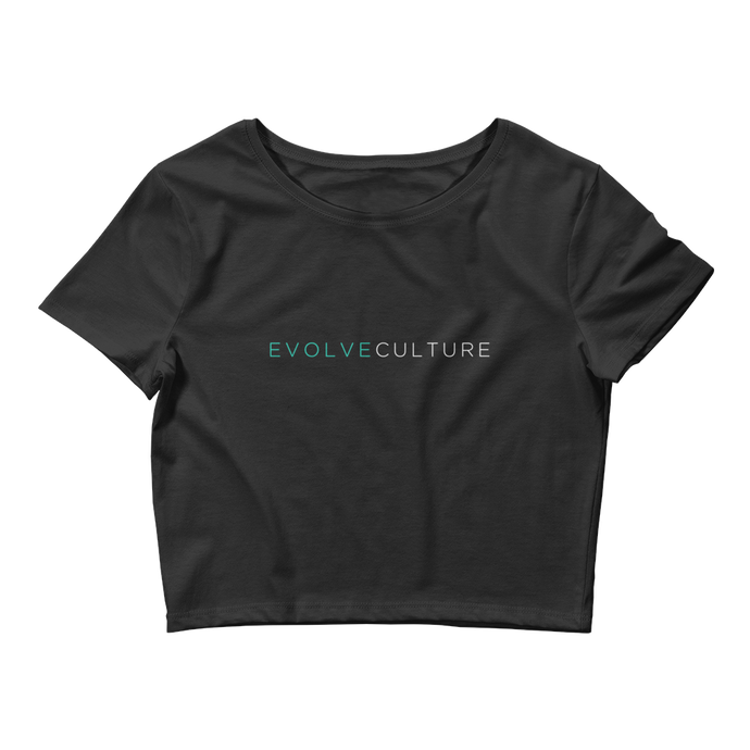Evolve Simple Women's Tight Crop Top