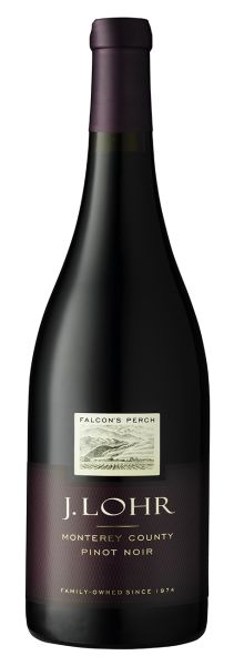 J Lohr, Falcon's Perch, Pinot Noir, 2017