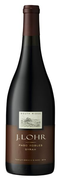 J Lohr, South Ridge, Syrah, 2017