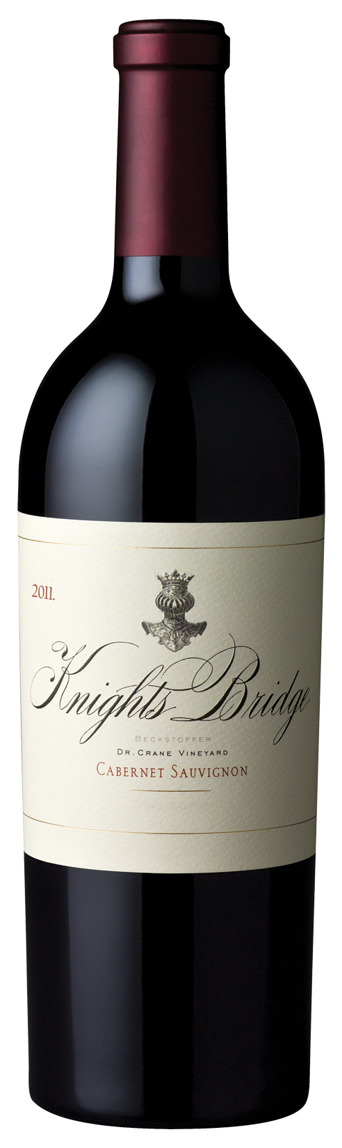 Knights Bridge, Point De Chevalier, Cabernet Sauvignon, 2011