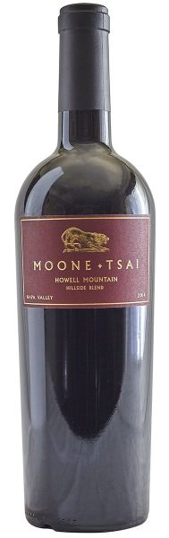 Moone-Tsai, Mountain Red, Bordeaux Red Blend, 2014