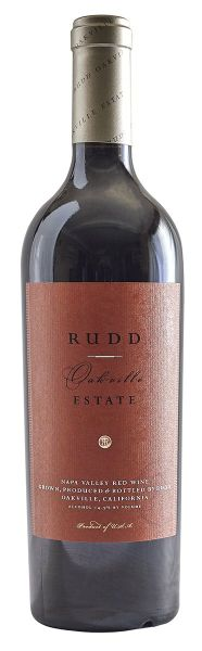 Rudd, Oakville Estate Red, Bordeaux Red Blend, 2012, Double Magnum