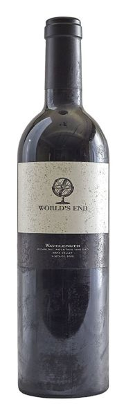 Worlds End, Wavelength, Red Blend, 2008