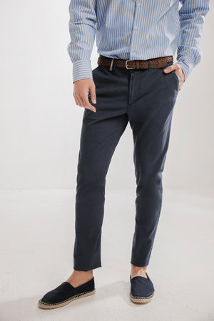 Pamučne pantalone - regular fit