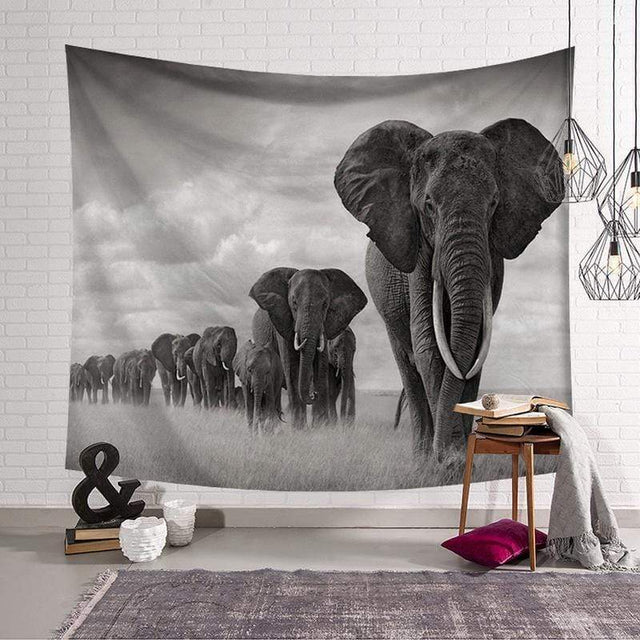 Animal Tapestries Wall Tapestry