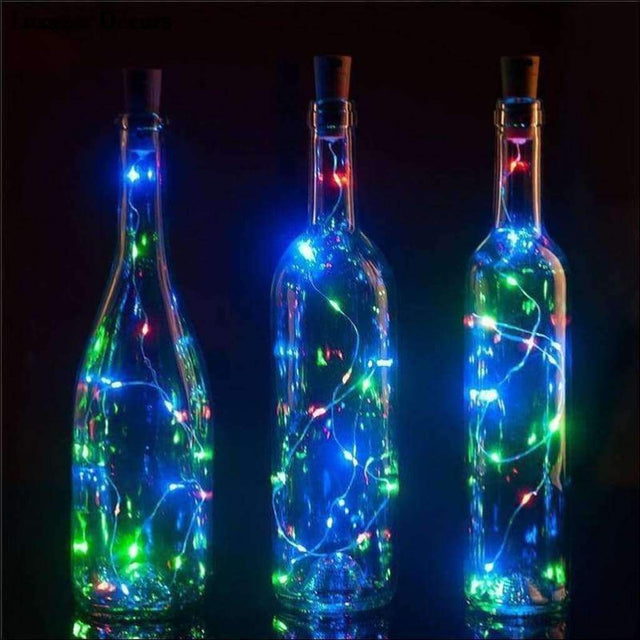 Bottle Lights - Luxsear Décors