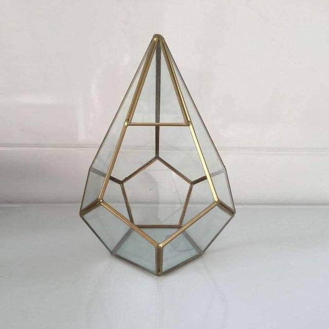 Handmade Greenhouse Prism - Luxsear Décors