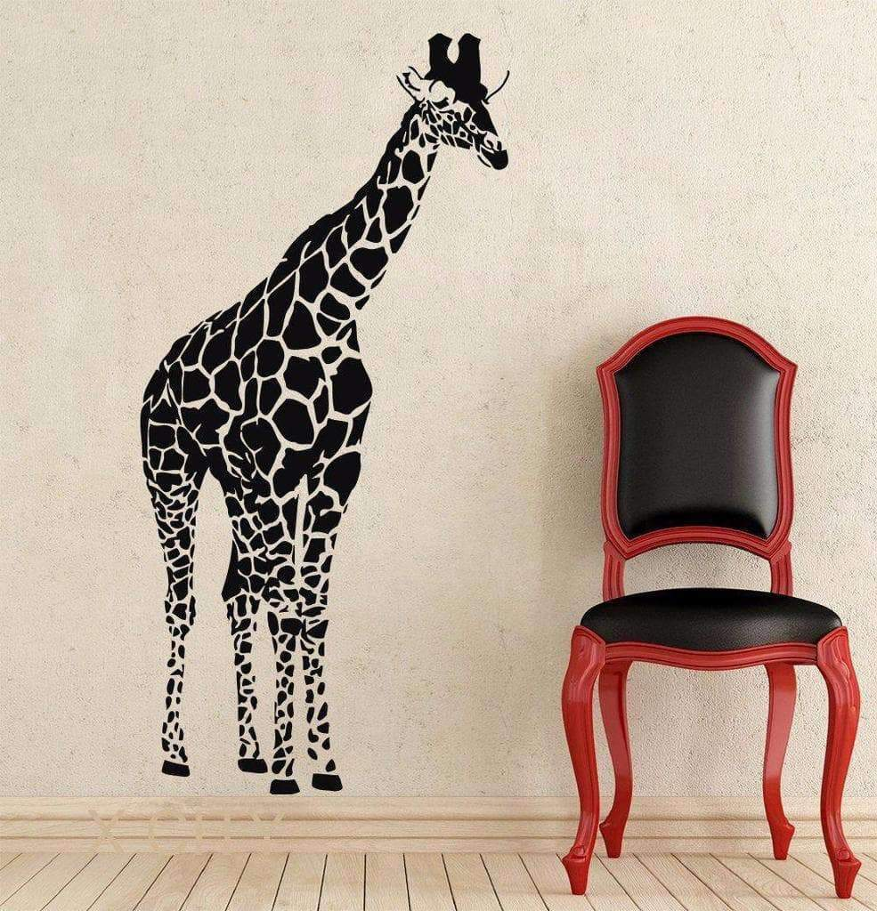Kid's Room Animal Wall Decals - Luxsear Décors