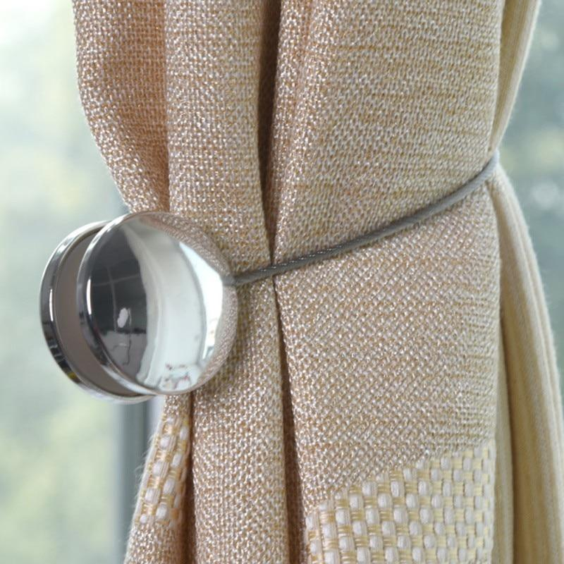 Magnetic Window Curtains Accessories Curtain Ties & Tie Backs