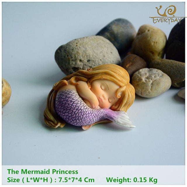Mermaid Figurine Figurines