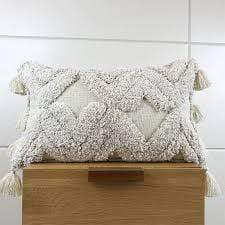 Moroccan Style Ivory Lounge Cushions