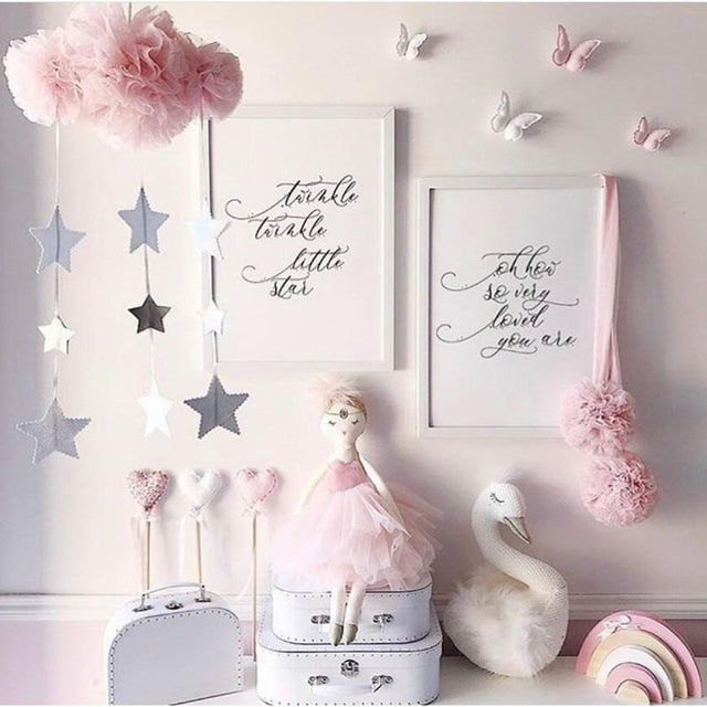 Nodic Cloud Kids and Baby Room Decoration