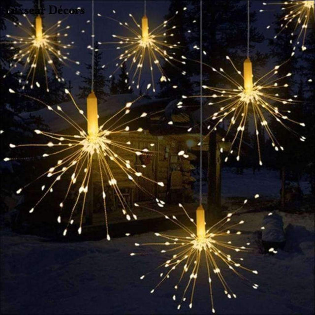 Party Fireworks Lights - Luxsear Décors