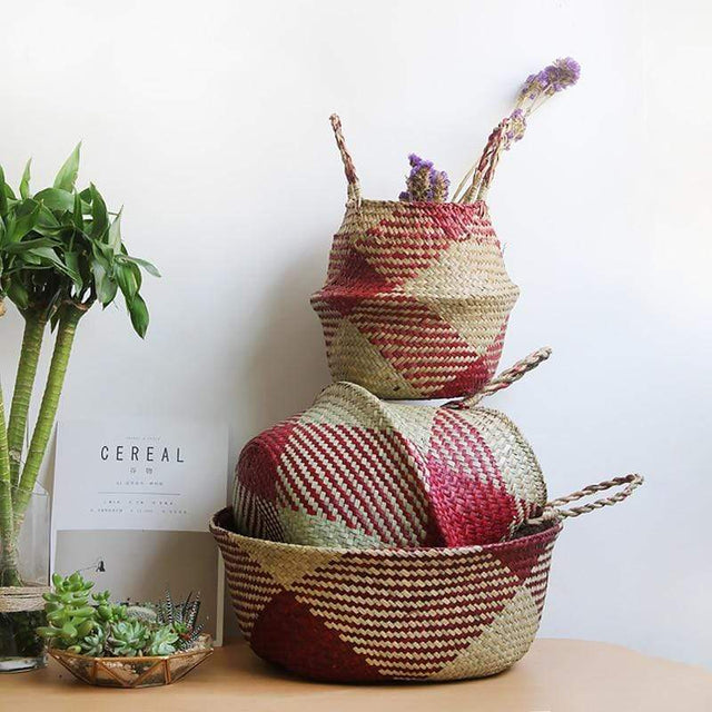 Wickerwork Baskets