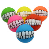 Pet Toy Vocal Tooth Ball