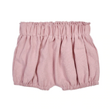 Linen Baby Shorts