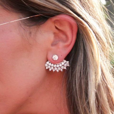 Dynasty Ear Jacket (Silver)