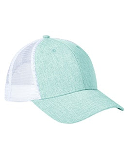 Heather Seafoam Trucker