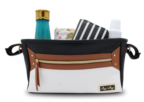 Stroller Caddy (Coffee & Cream)
