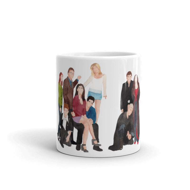 Buffy the Vampire Slayer Coffee Mug
