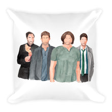 Load image into Gallery viewer, Supernatural Throw Pillow