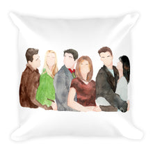 Load image into Gallery viewer, Friends Throw Pillow