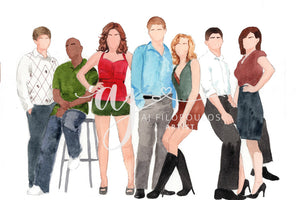 One Tree Hill Print