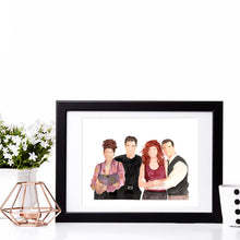 Load image into Gallery viewer, Will & Grace Print