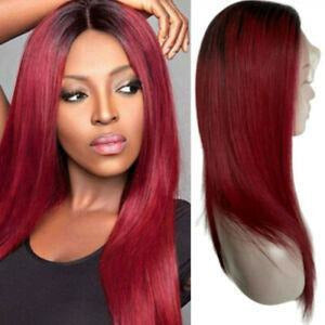 Straight Red Wig - Gothaalliance