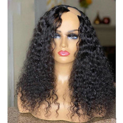Kinky Curly U Part Wig - Gothaalliance