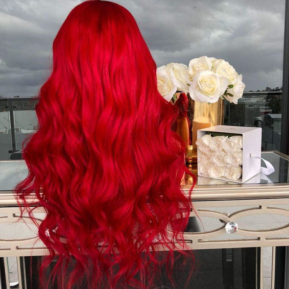 Red Wig - Gothaalliance