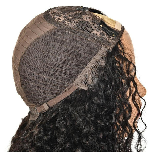 Deep Wave U Part Wig - Gothaalliance