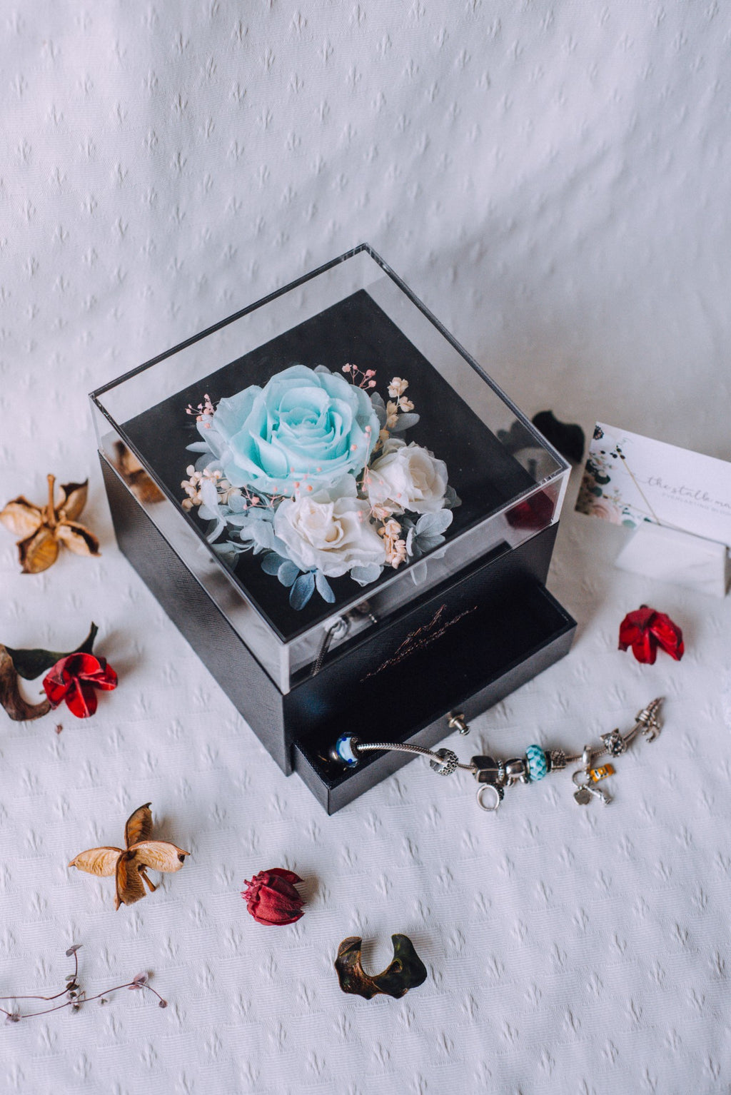 Tiffany Blue - Jewelry Box
