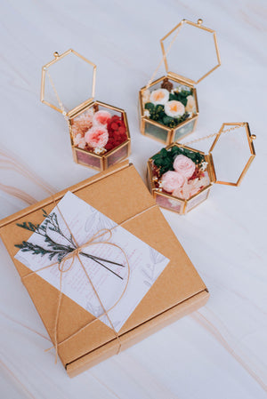 DIY Preserved Floral Kit