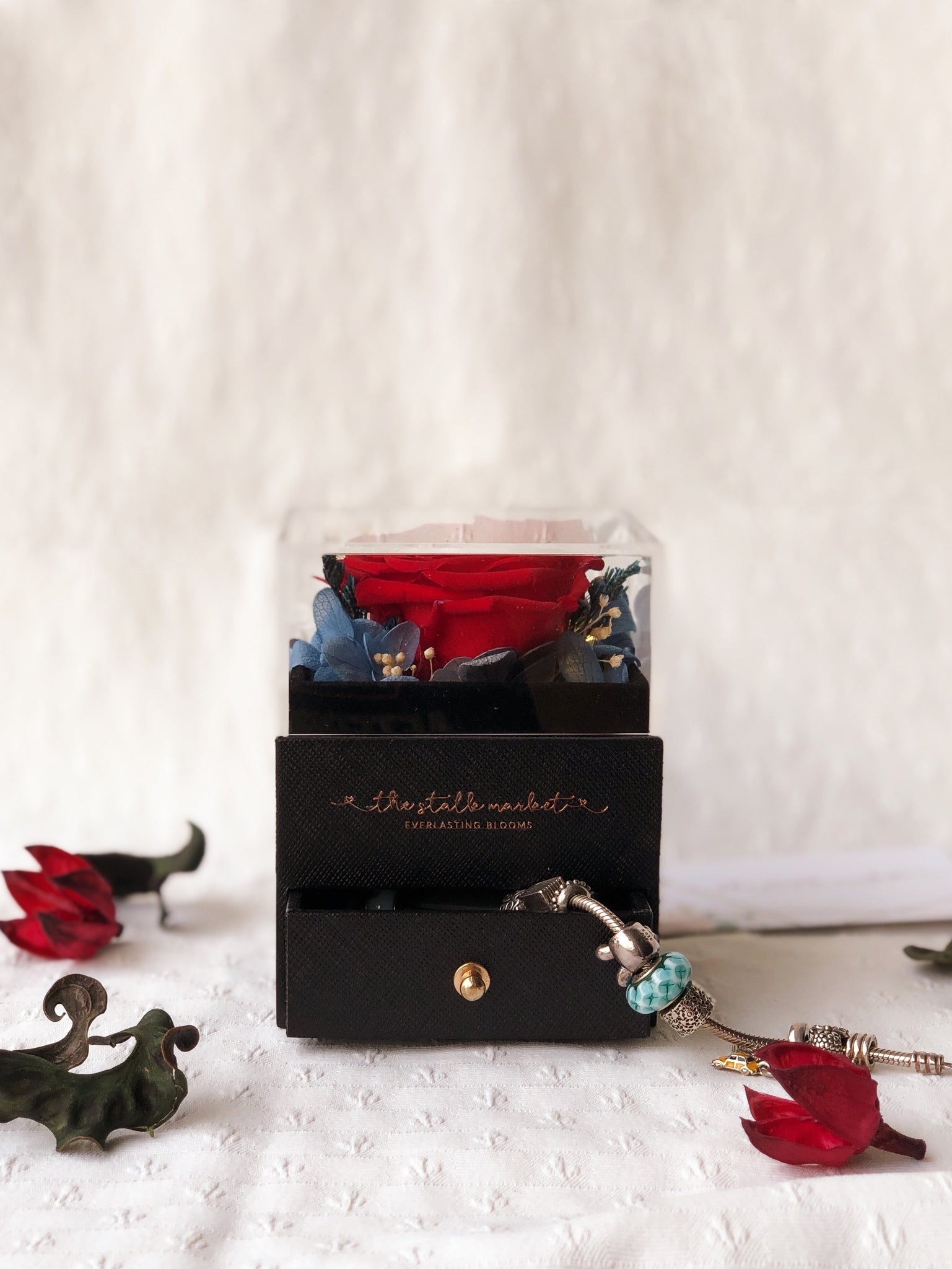 (MINI) Classic Red - Jewelry Box