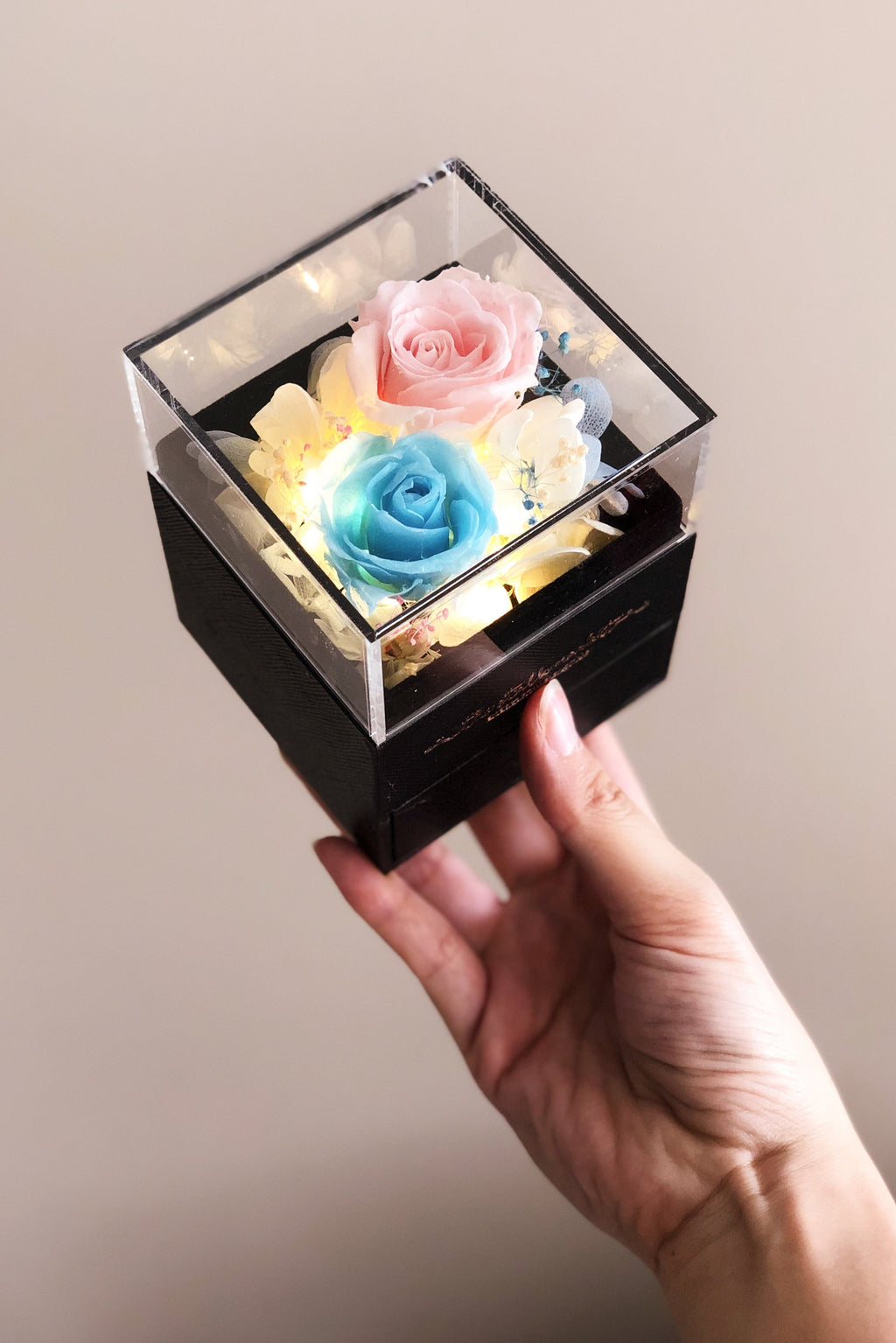 (MINI) Pastel Pair - Jewelry Box