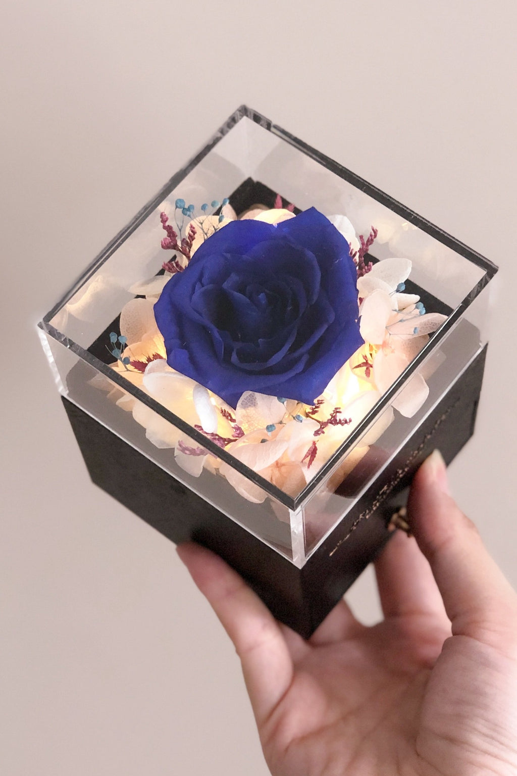 (MINI) Royal Blue - Jewelry Box