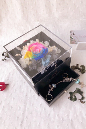Rainbow - Jewelry Box