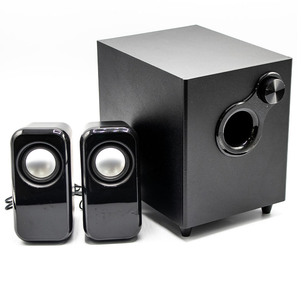 Blackweb 8.8 Multimedia Speaker System - Computer Speakers