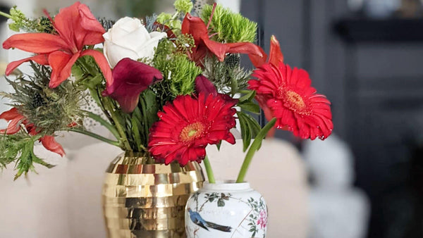 Best Tips for Flower Arranging and Care - Preserving a Bouquet.