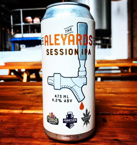 Aleyards Session IPA