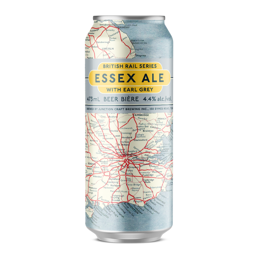 Essex Ale with Earl Grey