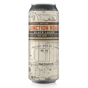 Junction Road Black Lager