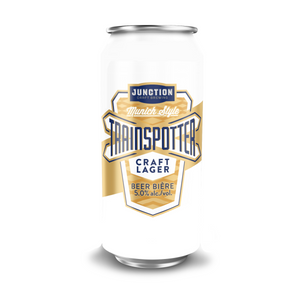 Trainspotter Craft Lager