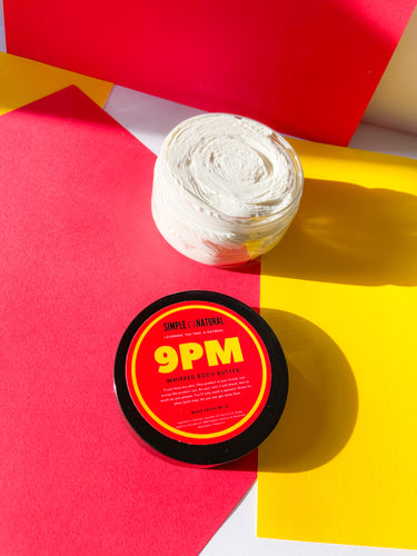 9PM - Whipped Body Butter