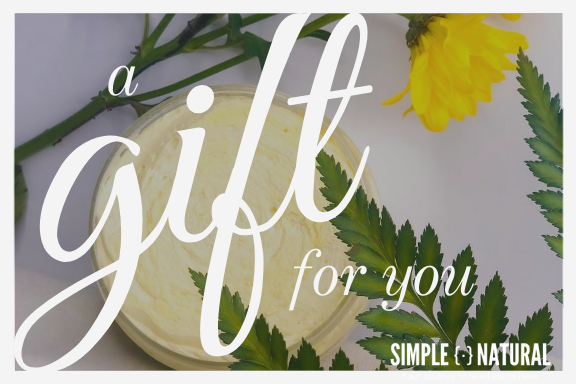 Gift Cards - Simple Dot Natural