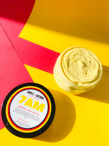 7AM - Whipped Body Butter
