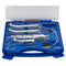 2pcs 2Hole High Speed Handpiece+1pc 4Hole Low Speed Handpiece+1pc dental box