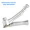 20:1 Dental Push button angle handpiece with E type motor
